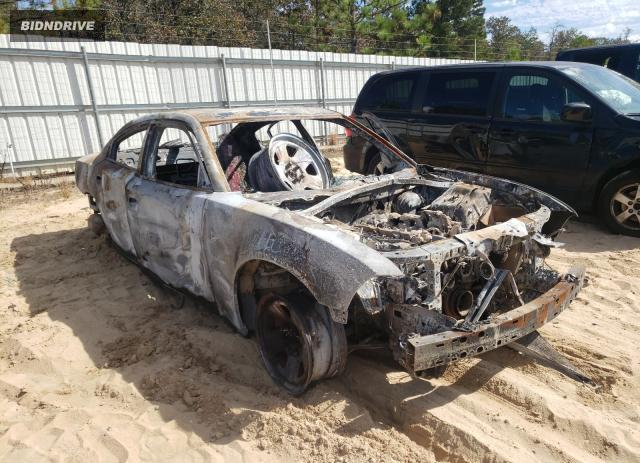 Lot #1625824774 2013 DODGE CHARGER PO salvage car