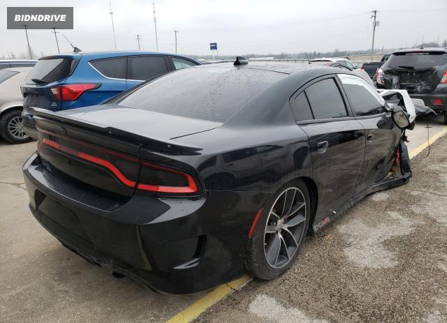 Lot #1629661844 2016 DODGE CHARGER R/ salvage car