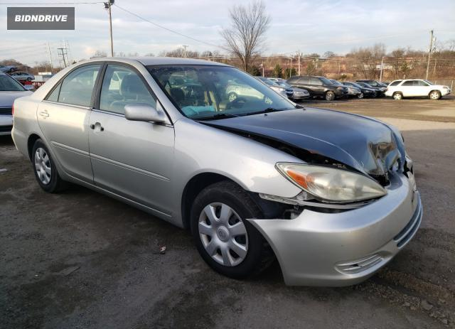 Lot #1636136911 2003 TOYOTA CAMRY LE salvage car