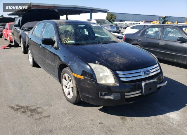 Lot #1636143924 2007 FORD FUSION SE salvage car