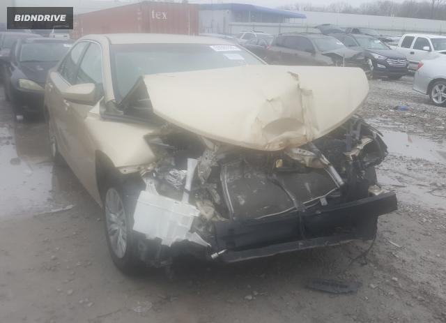 Lot #1636571641 2012 TOYOTA CAMRY BASE salvage car