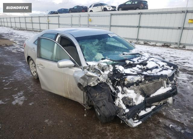 Lot #1637106084 2011 TOYOTA CAMRY BASE salvage car