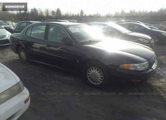 Lot #1637388871 2005 BUICK LESABRE CUSTOM salvage car