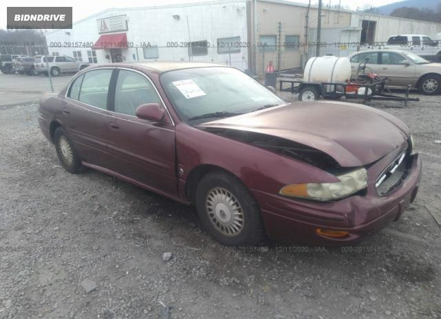 Lot #1637388944 2000 BUICK LESABRE CUSTOM salvage car