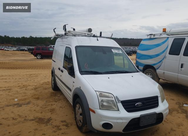 Lot #1637586644 2013 FORD TRANSIT CO salvage car