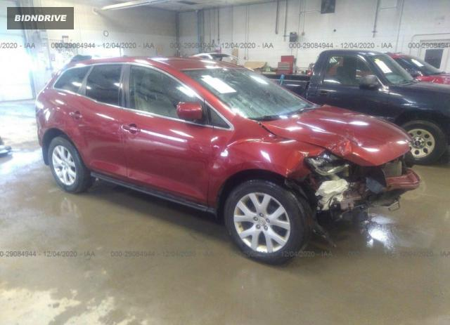 Lot #1637930007 2008 MAZDA CX-7 SPORT salvage car
