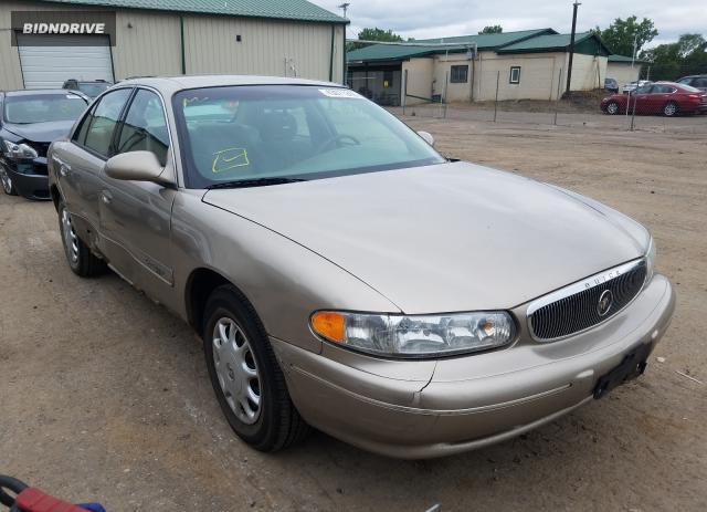 Lot #1637971241 2001 BUICK CENTURY CU salvage car