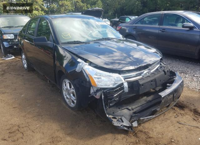 Lot #1637971244 2008 FORD FOCUS SE salvage car