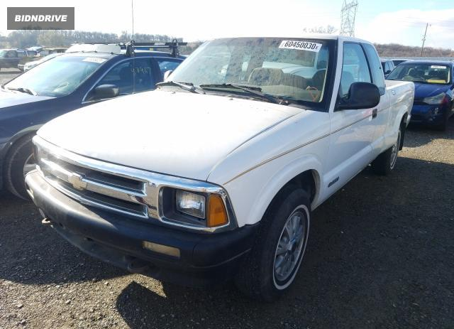 Lot #1639177094 1994 CHEVROLET S TRUCK S1 salvage car
