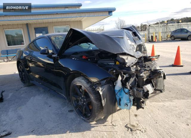 Lot #1639578957 2019 FORD MUSTANG salvage car