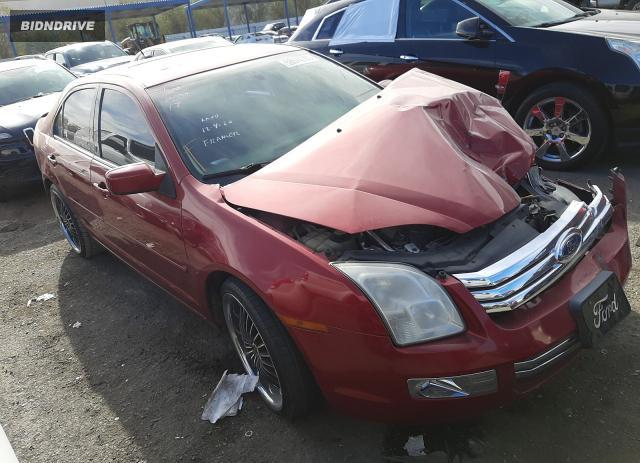 Lot #1639700167 2007 FORD FUSION SEL salvage car