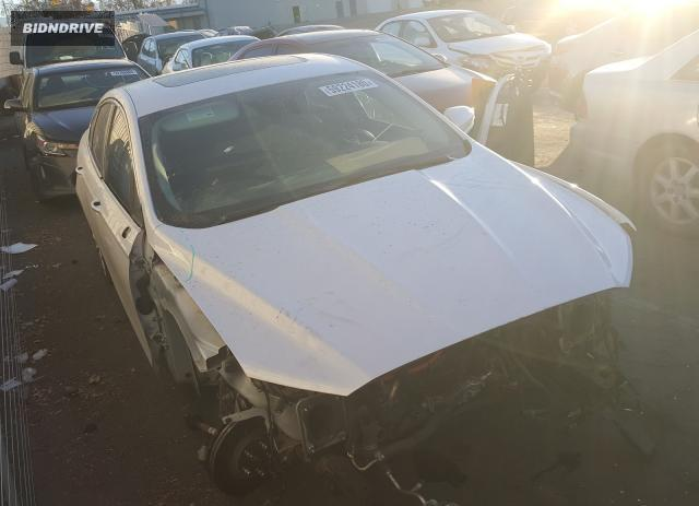 Lot #1640491001 2019 FORD FUSION TIT salvage car