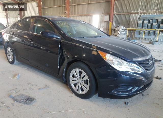 Lot #1640510871 2011 HYUNDAI SONATA GLS salvage car