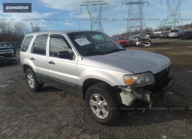 Lot #1640989724 2006 FORD ESCAPE XLT salvage car