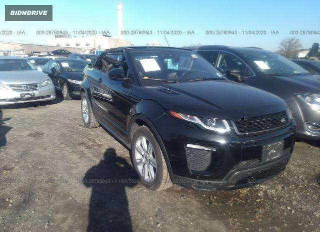 Lot #1641010641 2017 LAND ROVER RANGE ROVER EVOQUE HSE DYNAMIC salvage car
