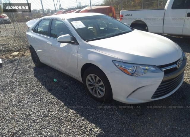 Lot #1641022061 2017 TOYOTA CAMRY XLE/SE/LE/XSE salvage car