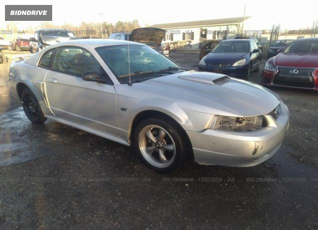 Lot #1641494821 2003 FORD MUSTANG GT salvage car