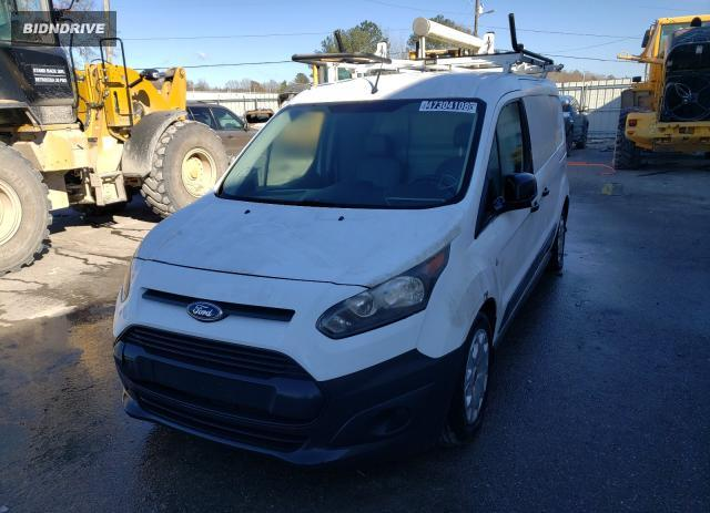 Lot #1647567014 2014 FORD TRANSIT CO salvage car