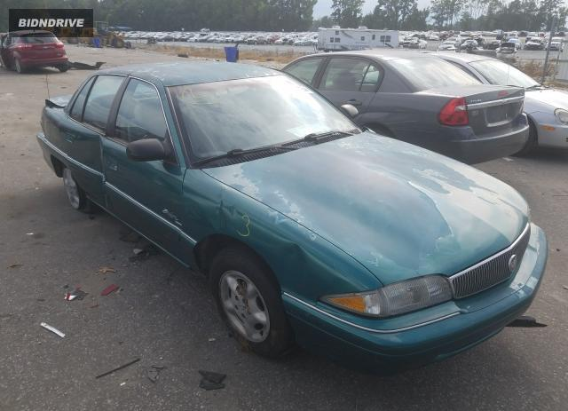 Lot #1658342127 1997 BUICK SKYLARK GR salvage car