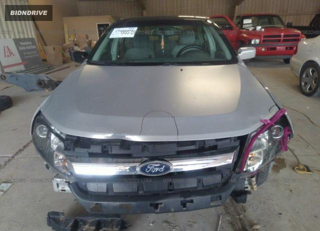 Lot #1659641137 2010 FORD FUSION SEL salvage car