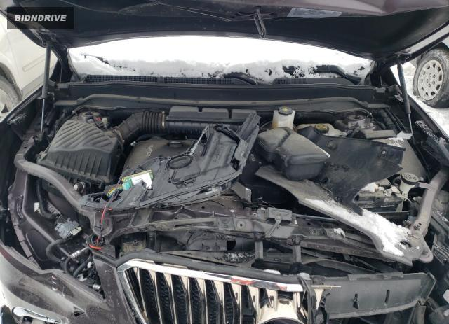 Lot #1660180224 2017 BUICK ENVISION P salvage car