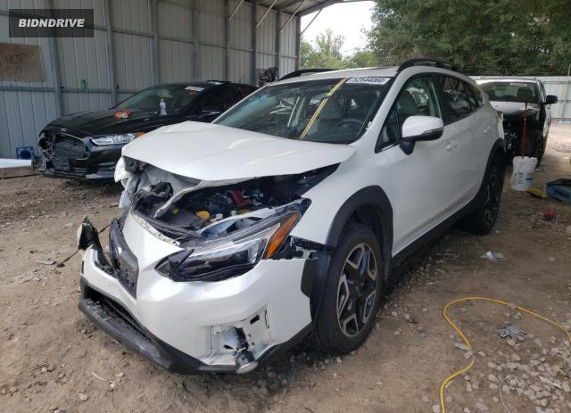 Lot #1667739471 2019 SUBARU CROSSTREK salvage car