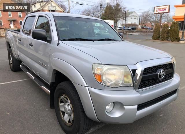 Lot #1669656147 2011 TOYOTA TACOMA DOU salvage car