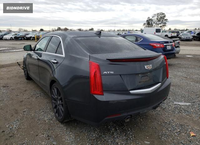 Lot #1674054331 2016 CADILLAC ATS PERFOR salvage car