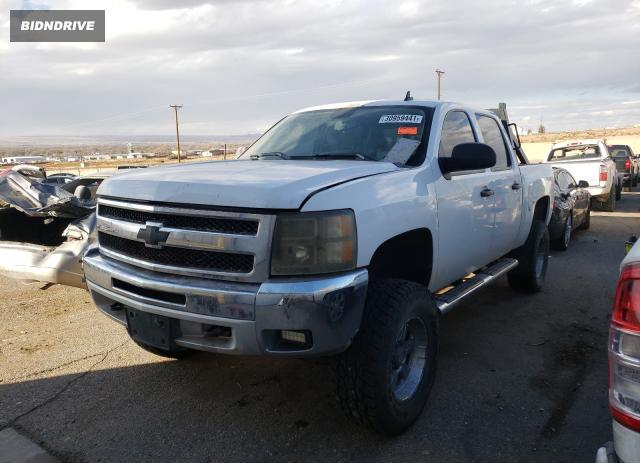 Lot #1676297607 2012 CHEVROLET SILVERADO salvage car