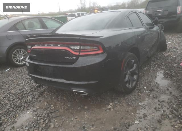 Lot #1677351181 2017 DODGE CHARGER SX salvage car