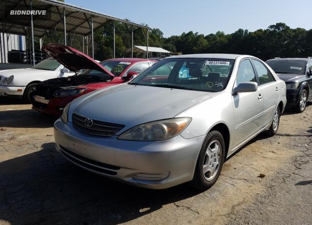 Lot #1677378144 2002 TOYOTA CAMRY LE salvage car