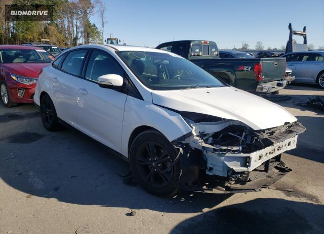 Lot #1677787377 2014 FORD FOCUS SE salvage car
