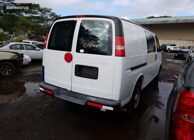 Lot #1678373831 2013 CHEVROLET EXPRESS G1 salvage car