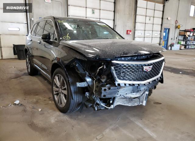 Lot #1679843991 2020 CADILLAC XT6 PREMIU salvage car