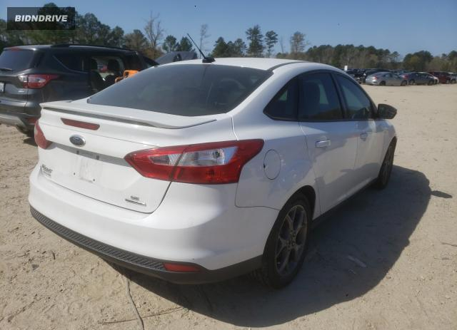 Lot #1679879031 2013 FORD FOCUS SE salvage car