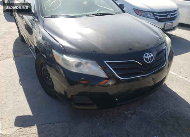 Lot #1679883824 2010 TOYOTA CAMRY BASE salvage car