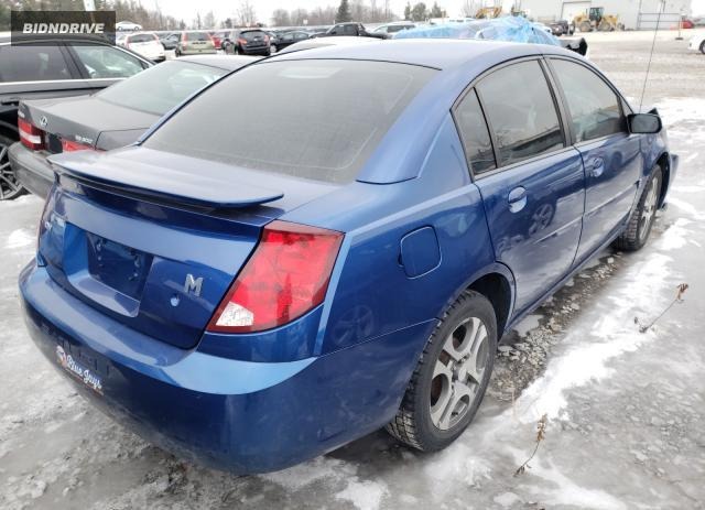 Lot #1679888824 2005 SATURN ION LEVEL salvage car