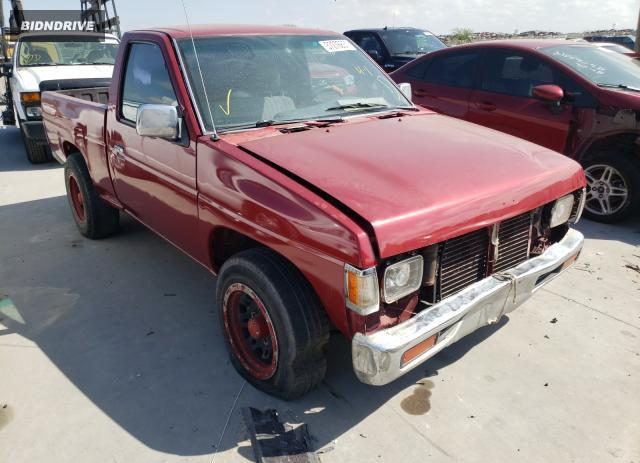 Lot #1680314514 1997 NISSAN TRUCK BASE salvage car