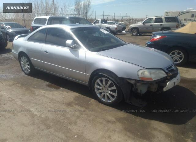 Lot #1680684041 2001 ACURA CL TYPE S salvage car