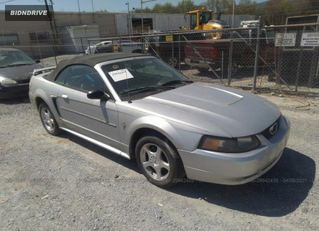 Lot #1680684141 2003 FORD MUSTANG DELUXE/PREMIUM salvage car