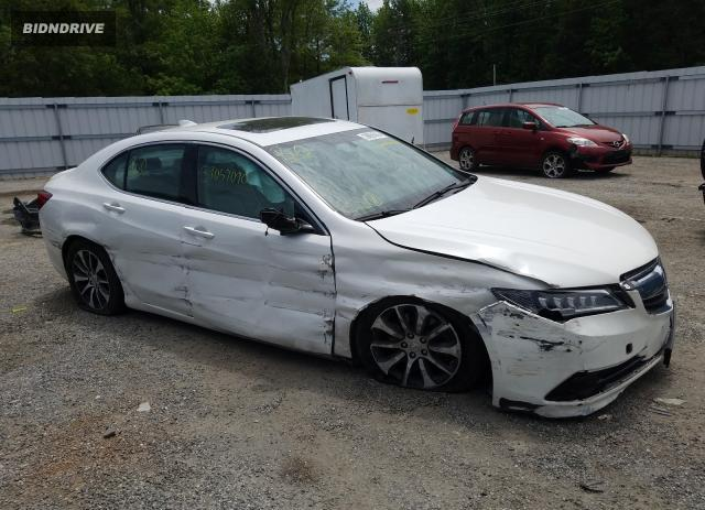 Lot #1680739607 2015 ACURA TLX salvage car