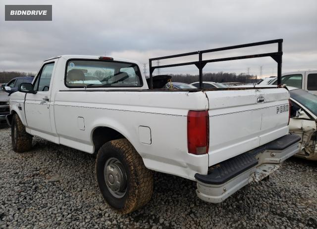 Lot #1680814941 1997 FORD F250 salvage car