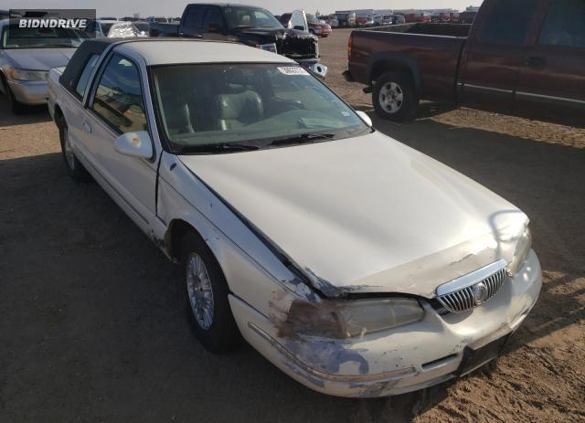 Lot #1680844917 1997 MERCURY COUGAR XR7 salvage car