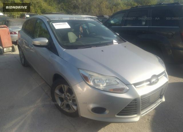 Lot #1681179934 2013 FORD FOCUS SE salvage car