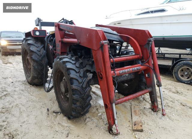 Lot #1681240767 2014 CASE TRACTOR salvage car