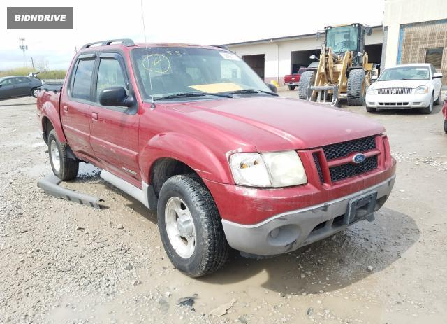 Lot #1681769567 2002 FORD EXPLORER S salvage car