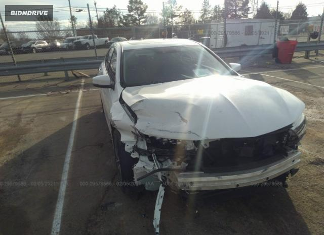 Lot #1682714274 2018 ACURA TLX salvage car