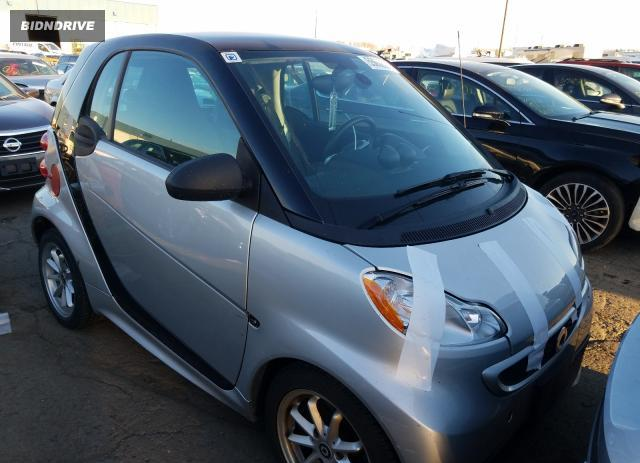 Lot #1685088047 2014 SMART FORTWO salvage car