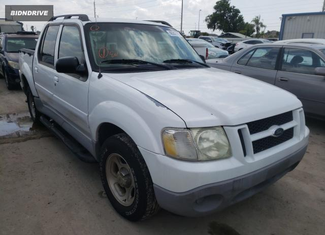Lot #1685225181 2003 FORD EXPLORER S salvage car