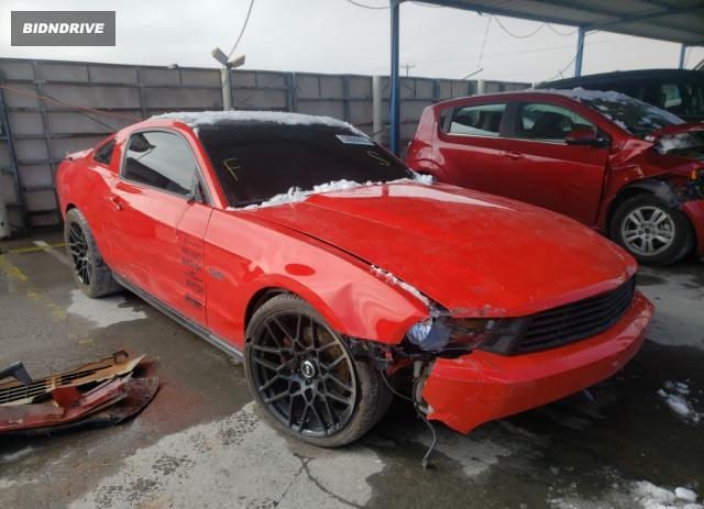Lot #1686742751 2011 FORD MUSTANG GT salvage car